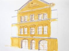 Plancius, 2010. Ink on paper (24 x 32 cm)