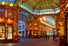 photo of Leadenhall Market