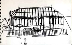 sketch of Covent Garden
