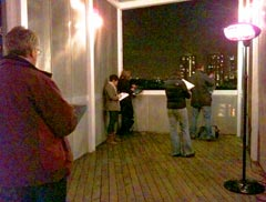photo drawing group on the Skyroom