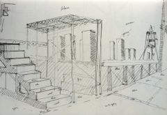 sketch of ROH build area