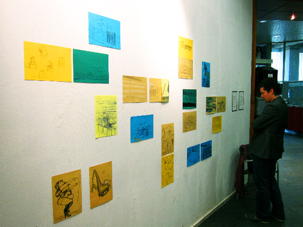 photo of installation view